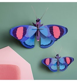 Studio ROOF Deluxe Pfau Schmetterlinge