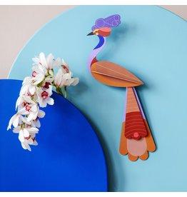 Studio ROOF Paradise Bird, Savu