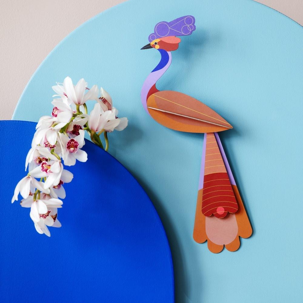 Paradise Bird, Savu