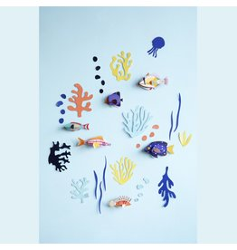 Studio ROOF Wall of Curiosities, Fish Hobbyist