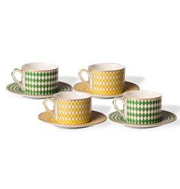 Pols Potten Tea service Chess Set 4