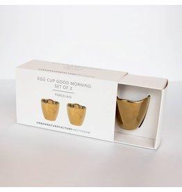 UNC Egg Cup, Set Van 2 in Geschenkverpakking