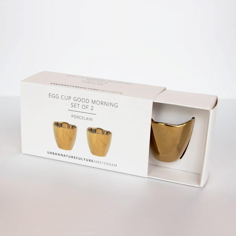 Egg Cup, Set Van 2 in Geschenkverpakking