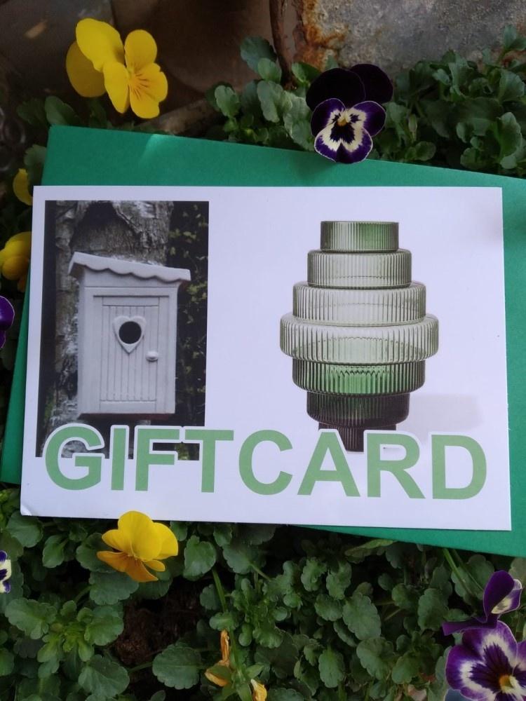 Cadeaubon / Gift Card