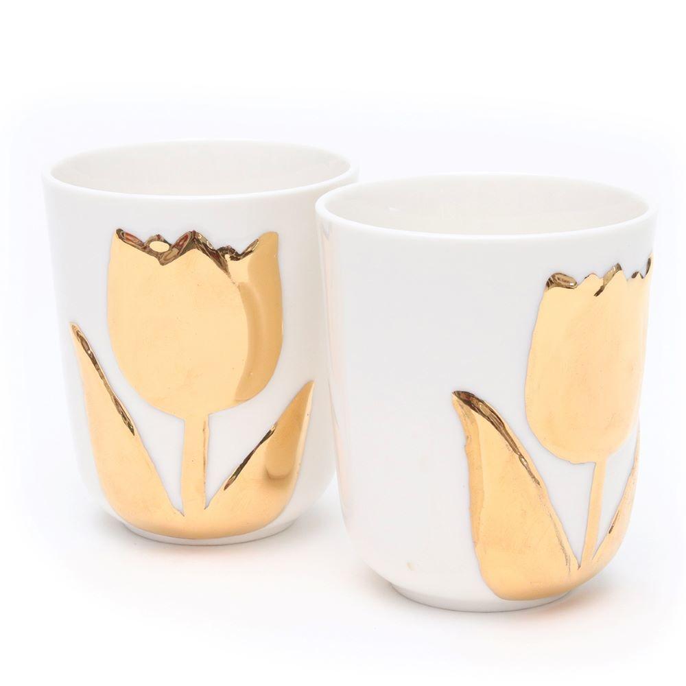 Tassen Tulpe 2er Set