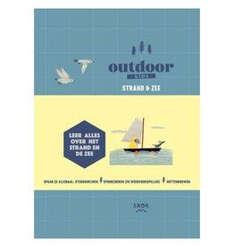 Uitgeverij Snor Outdoor Kids Strand en Zee
