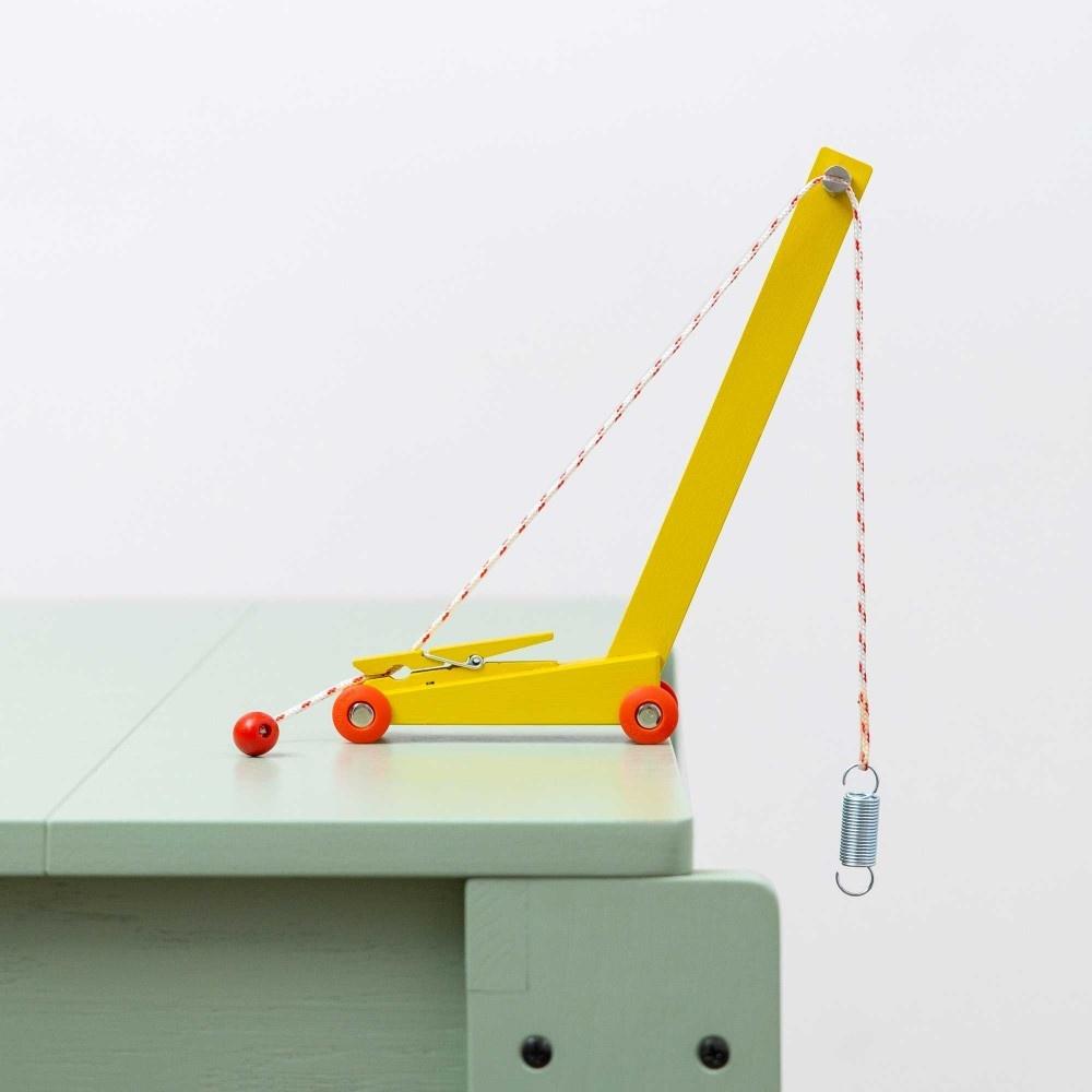 Yellow Crane - Floris Hovers in limitierter Auflage