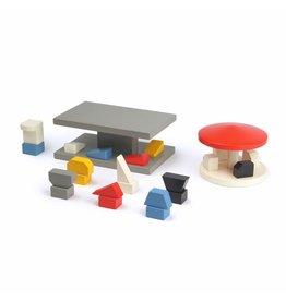 Ikonic Toys Koude Kermis Blokkenset -Floris Hovers
