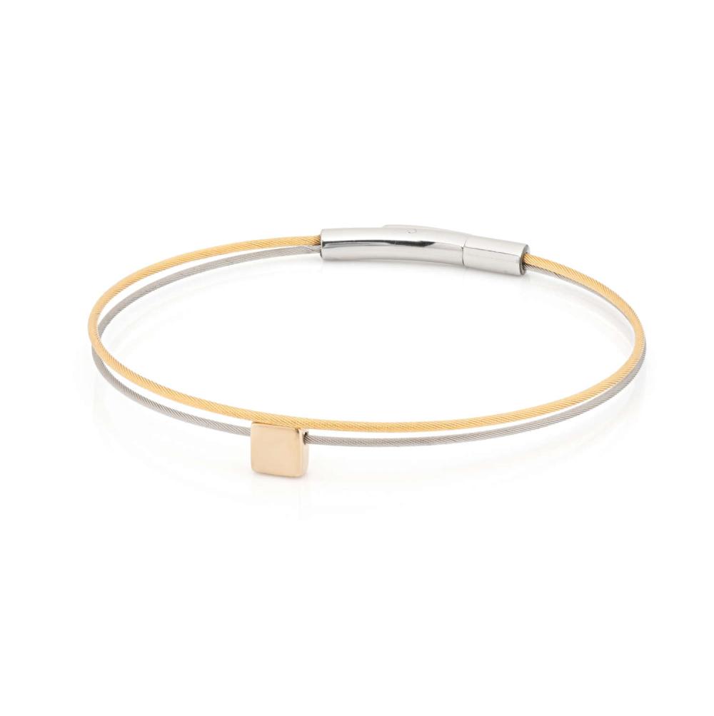 Thinking of You ⬜ Armband Gold