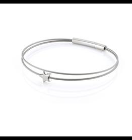 Clic  Dutch Design Jewelry Thinking of You ⭐ Bracelet Basic Silver