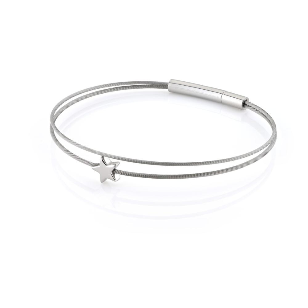 Thinking of You ⭐ Armband Basic Silver