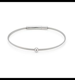 Clic  Dutch Design Jewelry Thinking of You Bolletje Armband Basic Zilver