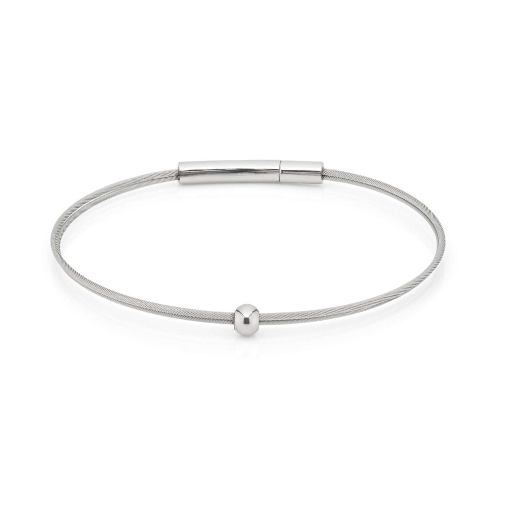 Thinking of You Bolletje Armband Basic Silver