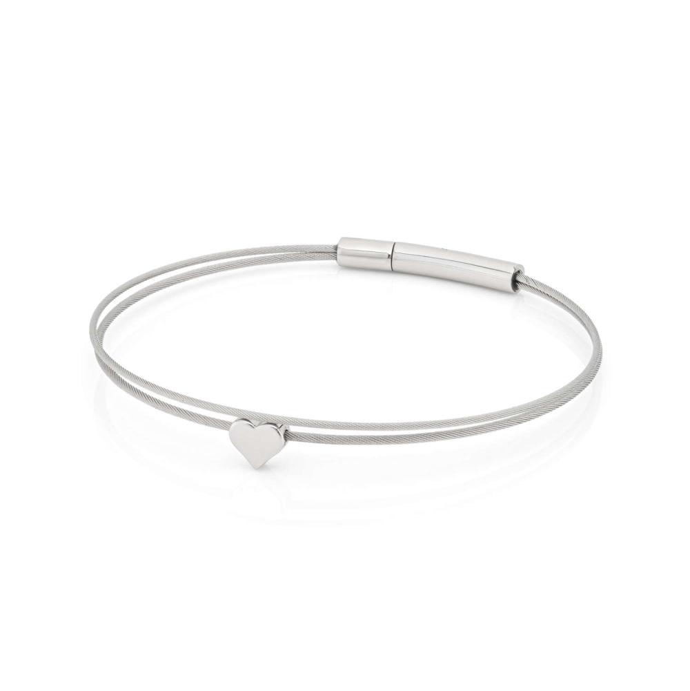 Thinking of You ❤️ Armband Basic Zilver