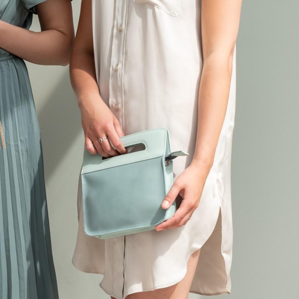 Mini-Bag, Light Blue