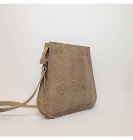 De Geus Tassen Ripple Bag, Speckle Natural