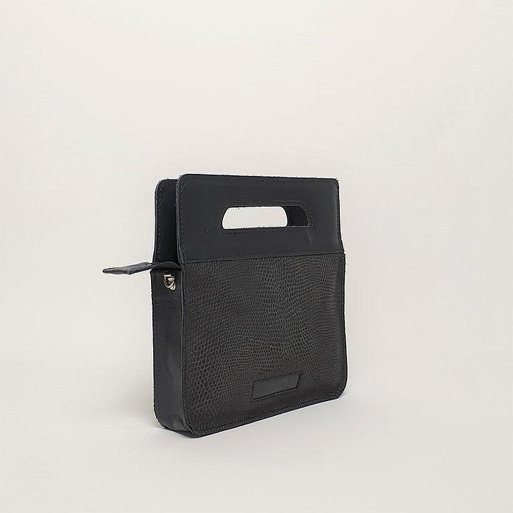 Mini Bag, Zwart Mat