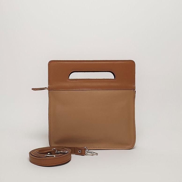 Mini Bag, Mocha