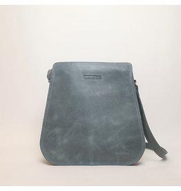 De Geus Tassen Ripple Bag, Gray Blue