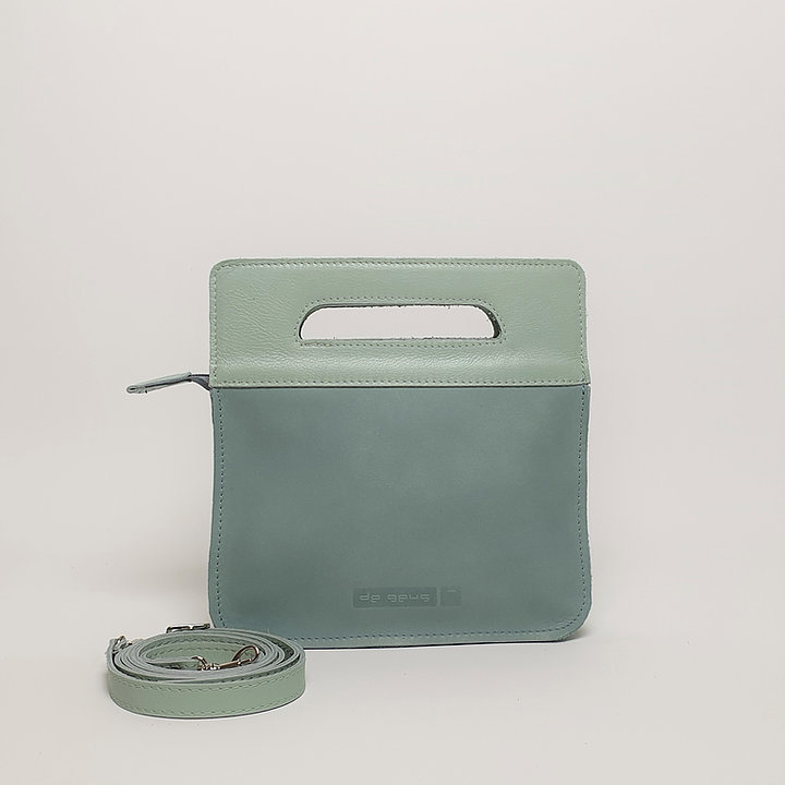 Mini Bag, Sea Blue