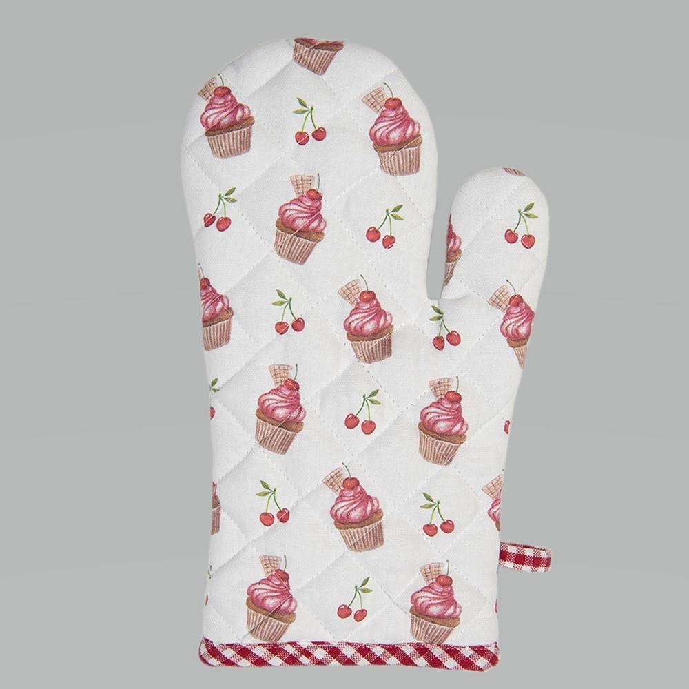 Ovenhandschoen Cherry Cupcakes