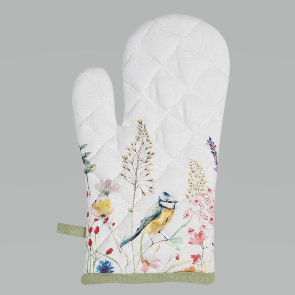 Ovenhandschoen Birds & Butterflies