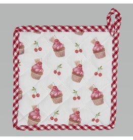 Clayre & Eef Pannenlap  Cherry Cupcakes