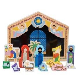 Buro Berger Nativity Scene, Nynke Tynagel