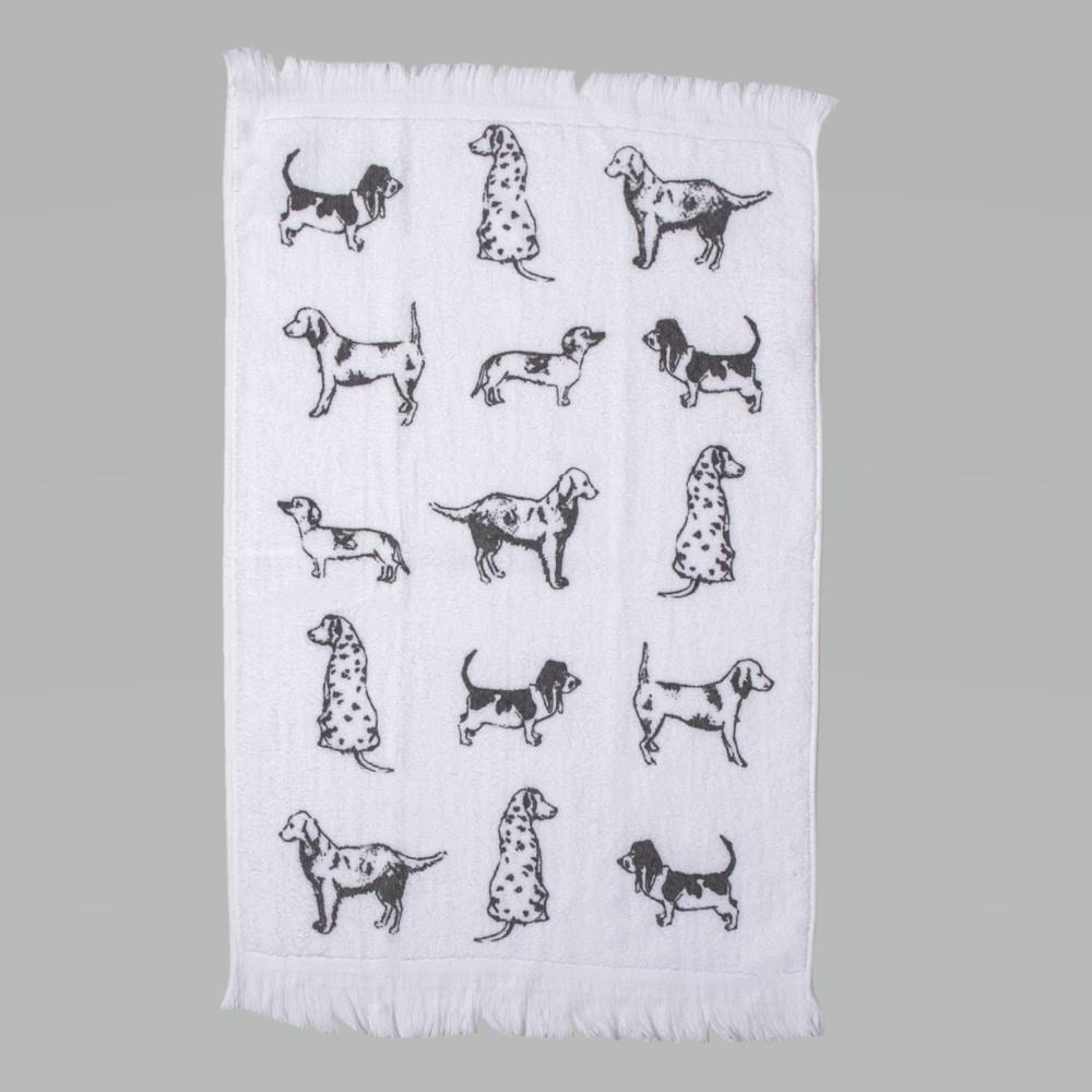 Gastendoek/Handdoek Dog Friends