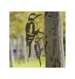 Metalbird Woodpecker XL
