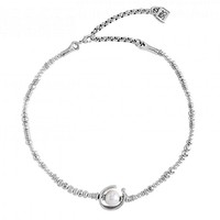 UNOde50 UNOde50 Ketting | ANOTHER ROUND | Parelketting | Zilver