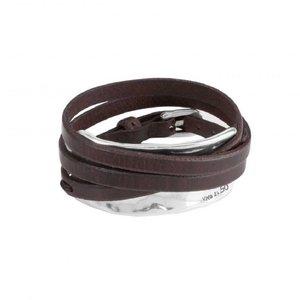 UNOde50 UNO de 50 Armband | TIED UP | LIADO | Wikkel Armband
