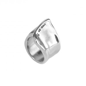UNOde50 UNOde50 Ring | THE CREVICE | Zilver