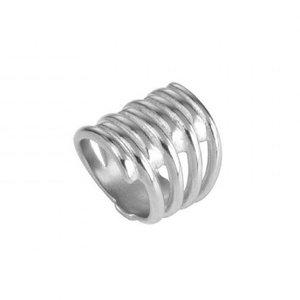 UNOde50 UNOde50  Ring | TORNADO | Zilver