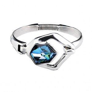 UNOde50 UNOde50 Armband | FRESH | Zilver | Swarovski | ICE Collectie