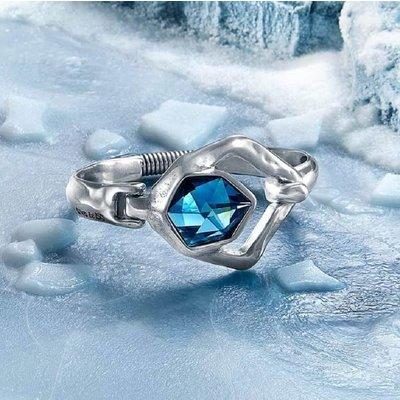 UNOde50 UNOde50 Armband  | FRESH | Zilver | Swarovski | PUL1671AZUMTL0M