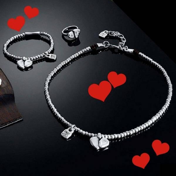 UNO de 50 Valentijnsdag collectie: sieraden waar je verliefd op wordt!