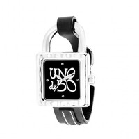 UNOde50 UNOde50 Horloge - IT'S TIME | ZWART
