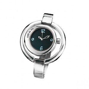 UNOde50 UNOde50 Horloge | NOW OR NEVER | ZWART | ZILVER