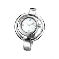 UNOde50 UNOde50 Horloge | NOW OR NEVER | WIT | ZILVER