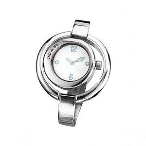 UNOde50 UNOde50 Horloge | NOW OR NEVER | WIT | ZILVER