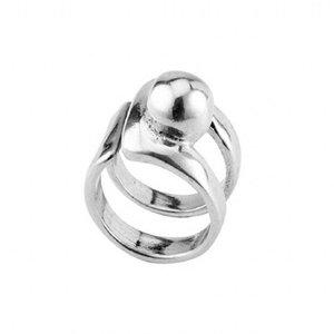 UNOde50 UNOde50 Ring | NO WAY | Zilver | FW18