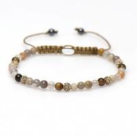 KARMA Jewelry KARMA Armband | Spiral Amar XXS | Gold Crystal | 84220