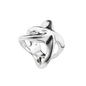 UNOde50 UNOde50 Ring   STAR   Zilver   OCEAN SS18