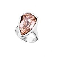UNOde50 UNOde50 Ring | STRUT | Zilver | Kristal | Pink | FW18