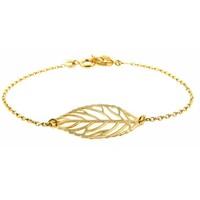 LILLY LILLY Armband | Goldies | Big Leaf