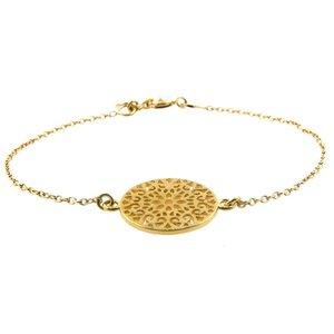LILLY LILLY Armband   Goldies   Big Filigrain   14 Karaats