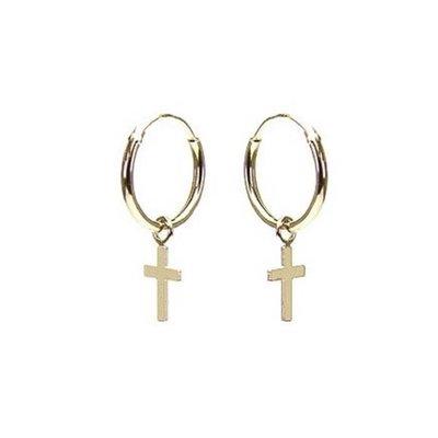 KARMA Jewelry KARMA CREOLEN | HOOPS FAITH | GOLD | M1987
