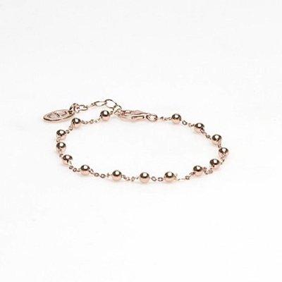 KARMA Jewelry KARMA Armband | Dots | Rose Gold | 94020