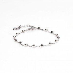 KARMA Jewelry KARMA Armband | Dots | Zilver | 94019